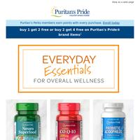 Six Essentials for your Regimen
