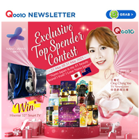 Win away a Smart TV when you restock your supplements from Nano Japan! Contest ends on 31st May so hurry up!