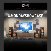 GO BIG OR GO HOME | Save on Klipsch Premium Home Theater Systems