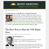 How to profit on the VIX