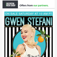 Win tickets to see Gwen Stefani at Zappos Theater at Planet Hollywood