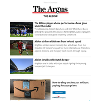 The Albion: The Albion player whose performances have gone under the radar