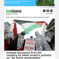 Ireland becomes first EU country to label Israel's actions as \