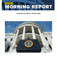 The Hill's Morning Report - Presented by Citizens' Climate Lobby - 1/ Biden to decide soon if infrastructure deal possible with GOP. 2/ President compares 1921 Tulsa massacre of Black community to US racial reckoning today. 3/ Israel eases COVID-19