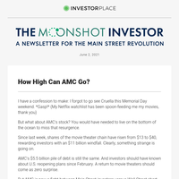 Can AMC Reach $100? A Moonshot Investor's View