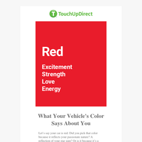 What Does Your Car's Color Mean?