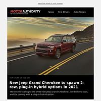 Motor Authority Daily Headlines