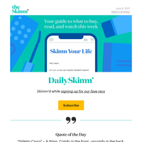 Daily Skimm: This is a twisted web