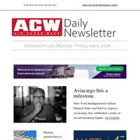 ACW Daily Newsletter 9th June 2021 - Aviacargo hits a milestone