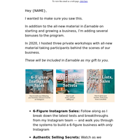 Join Earnable and get these bonuses — my gift to you