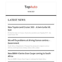 New Toyota Land Cruiser 300 – A twin-turbo V6 SUV