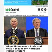 When Biden meets Boris and what it means for Northern Ireland's future