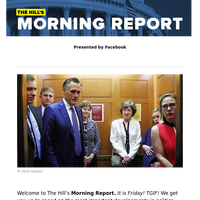 The Hill's Morning Report - Presented by Facebook - 1/ Bipartisan Senate group announces infrastructure deal, but questions remain. 2/ G-7 summit begins; richest nations to donate at least 1 billion COVID-19 vaccine doses to world. 3/ US lifts sanct