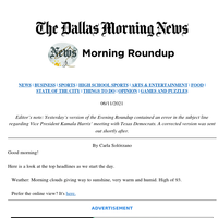 Lamster on how the Dallas skyline is shaping up, Gov. Abbott says Texas will build border barrier: Your Friday morning roundup