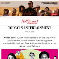 Hollywood's LGBTQ Changemakers; 'Kardashians' Legacy; 'See' Renewed Early at Apple; Jacinda Ardern Film Causes Backlash in NZ