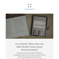A Free Ebook on God's Word and Homosexuality