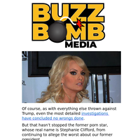 Stormy Daniels is Back for Another Round Against Trump