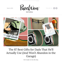 These Father's Day gifts will knock his socks off