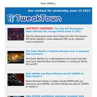 🔥 The new Evil Dead game looks hellishly fun, brings PvPvE chaos in 2021 - TweakTown Daily