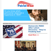 Democrats PANIC After Latest Discovery - They're Freaking Out!