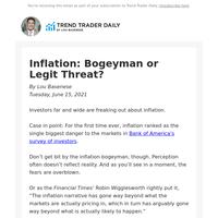 Inflation: Bogeyman or Legit Threat?