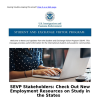 Find Resources on F and M Student Employment