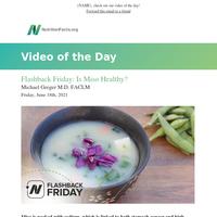 Flashback Friday: Is Miso Healthy?