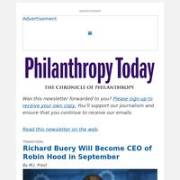 Robin Hood Hires Richard Buery as CEO