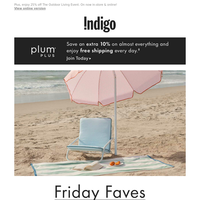 Friday Faves – Summer Picks We're Obsessed With
