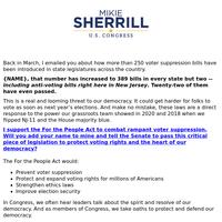 anti-voting bills in NJ
