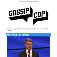 Lester Holt's Replacement + This Week's Celeb News & Gossip