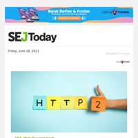 SEJ Today: What Is HTTP/2? Everything You Need to Know for SEO