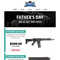 Great Father's Day Deals Still Available