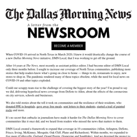 A note from North Texas Editor, Jamie Hancock