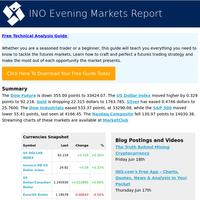USD +0.329 Nas -130.97 Dow -533.37 Gold -22.315 S&P -55.41 Dowfut -355.00