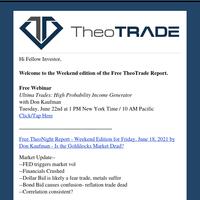 Fellow Investor, Is the Goldilocks Market Dead?