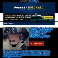 Watch: Confessed killer grabs cop's gun in interview room