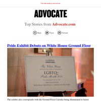 Top Stories from Advocate.com for 06/19/2021