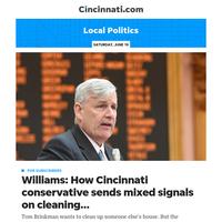 Cincinnati.com Local Politics:Williams: How Cincinnati conservative sends mixed signals on cleaning up corruption