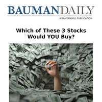 [Poll] Which of These 3 Stocks Would YOU Buy?