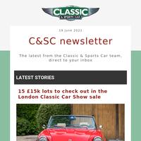 15 £15k classics, plus it's Chevy vs Ford, Suzuki vs Honda – and more