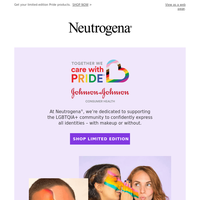 We're proud to support the LGBTQIA+ community.