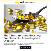 The 7 Best Immune-Boosting Supplements, According to a Dietitian