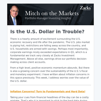 Should Investors Worry About U.S. Dollar Value?