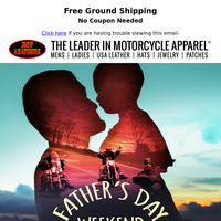 Free Shipping Father's Day Weekend!