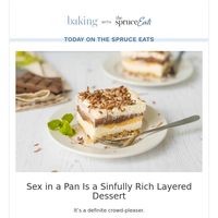 Sex in a Pan Is a Sinfully Rich Layered Dessert