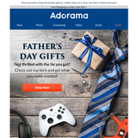 Shop Father's Day Gifts 🎁 (For Yourself)
