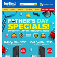 Father's Day Specials! $499 Lenovo i7 Laptop