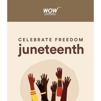 Let's Celebrate Juneteenth