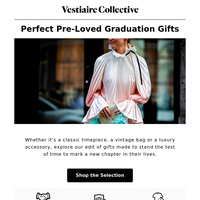 Perfect Pre-Loved Graduation Gifts